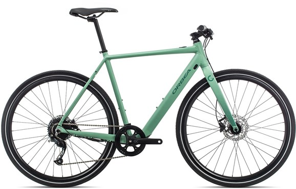 Orbea Gain F40 2020 - Electric Hybrid Bike