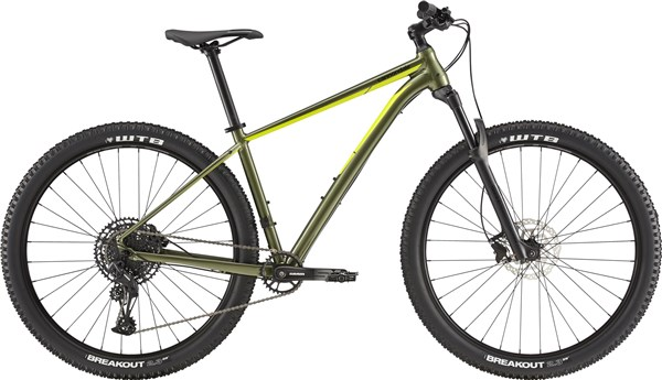 "Cannondale Trail 3 29"" Mountain Bike 2020 - Hardtail MTB"