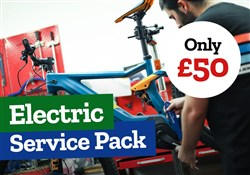 Tredz Electric Service Pack