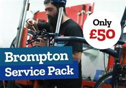 Tredz Brompton Service Pack