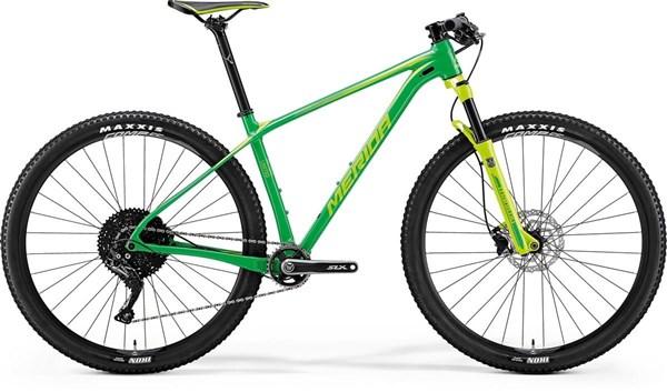 Merida Big Nine Limited 29er - Nearly New - L Mountain Bike 2018 - Hardtail MTB