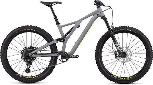 Specialized Stumpjumper FSR Comp 27.5 - Nearly New - M Mountain Bike 2019 - Trail Full Suspension MTB