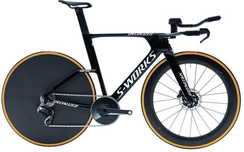 Specialized S-Works Shiv TT Disc 2020 - Triathlon Bike | Tri og enkeltstart