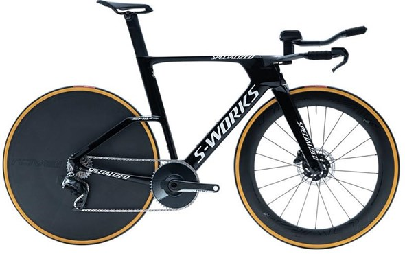 Specialized S-Works Shiv TT Disc 2020 - Triathlon Bike