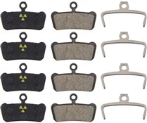 Nukeproof Avid SRAM X0 Trail-Guide Brake Pads