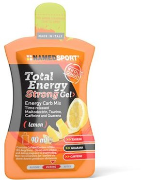 Namedsport Total Energy Strong Gel - Box of 24