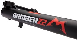 Marzocchi Bomber Z2 RAIL Sweep-Adj Tapered Fork