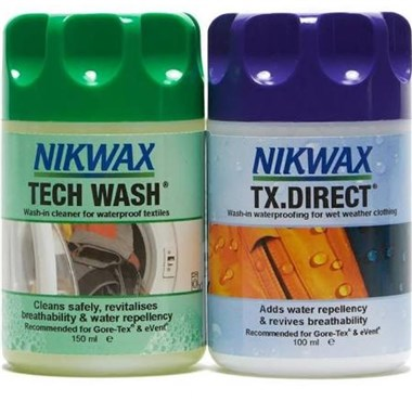 Image of Nikwax Tech Wash/TX Direct Wash-In