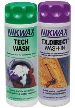 Image of Nikwax Tech Wash/TX Direct Wash-In
