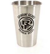 Race Face Stainless Steel Pint Glass