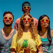 Goodr Pineapple Painkillers - The OG Sunglasses
