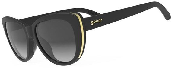 Goodr Breakfast Run to Tiffanys - Runway Sunglasses