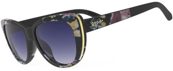 Goodr Just Look at the Flowers-Bang! - Runway Sunglasses