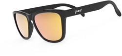 Product image for Goodr Whiskey Shots with Satan - The OG Sunglasses