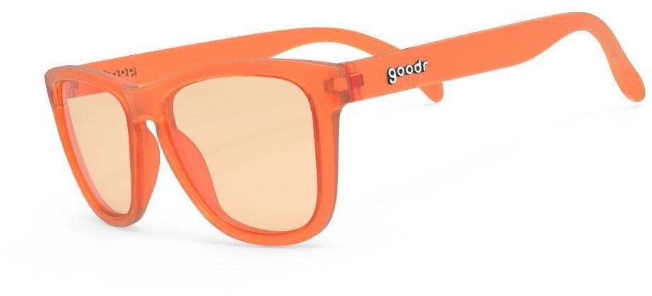 Goodr Orange You Glad We Didnt Say Banana? - The OG Sunglasses | Glasses