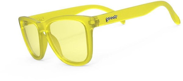 Goodr Nocturnal Voyage of the Yellow Submarine - The OG Sunglasses