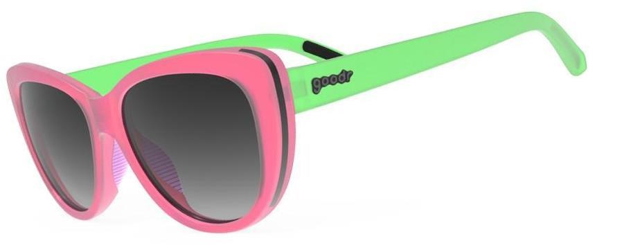 Goodr My Cateyes Are Up Here - Runway Sunglasses | Briller