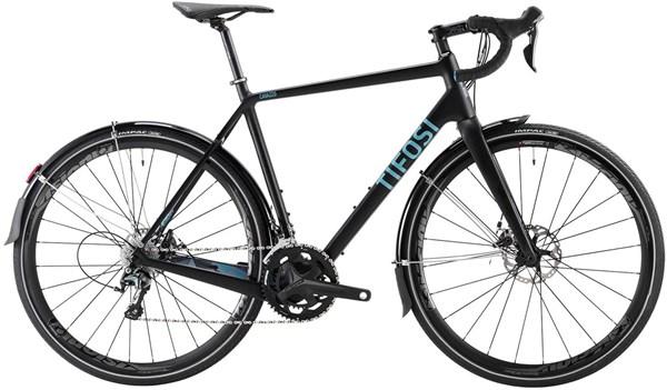 Tifosi Cavazzo SL Disc Commuter Tiagra 2019 - Road Bike | Road bikes