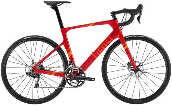 Tifosi Auriga Disc Ultegra 2019 - Road Bike | Road bikes