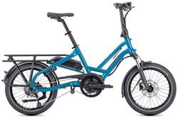 Tern HSD P9 2021 - Electric Folding Bike