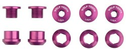 Wolf Tooth Set of 5 Chainring Bolts
