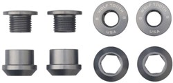 Wolf Tooth Set of 4 Chainring Bolts