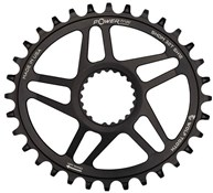 Product image for Wolf Tooth Ellipitical Direct Mount Chainring for Shimano Cranks - 12spd HG+