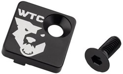 Product image for Wolf Tooth Front Derailleur Mount Cover