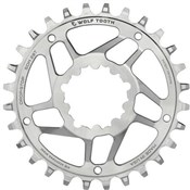Product image for Wolf Tooth Stainless Steel Direct Mount Chainring SRAM GXP