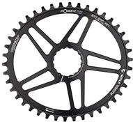 Wolf Tooth Elliptical Easton Cinch Flat Top Direct Mount Chainring