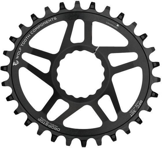 Wolf Tooth Elliptical SRAM Direct Mount Chainring | Klinger
