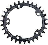 Product image for Wolf Tooth Camo Aluminum Elliptical Chainring