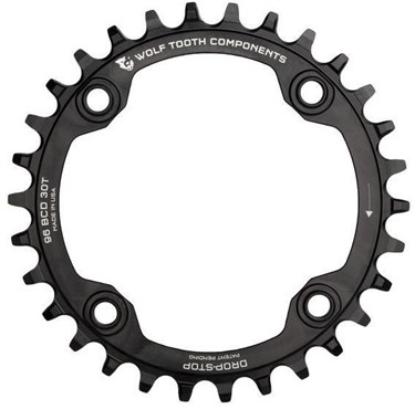Wolf Tooth 96 BCD Shimano XTR M9000/M9020 Chainring for 12spd Hyperglide Chain