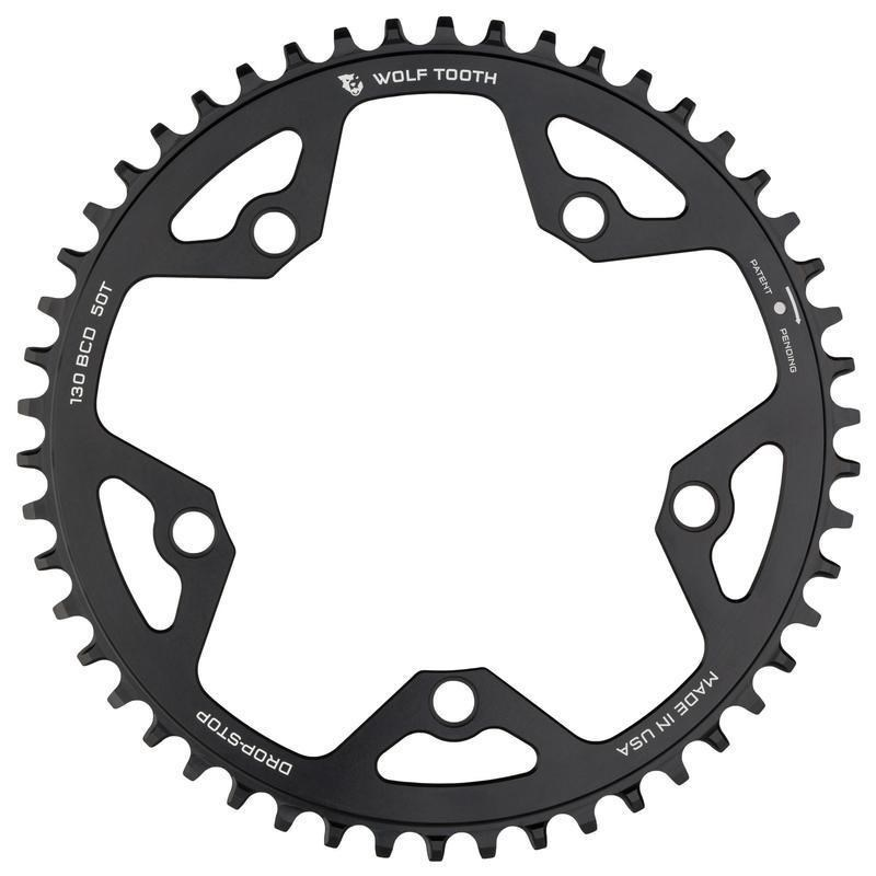 Wolf Tooth 130 BCD Flat Top Chainring | Klinger