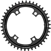 Wolf Tooth 110 BCD Asymetric 4-Bolt  Chainring for SRAM Cranks