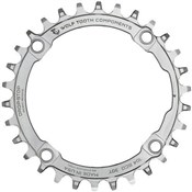 Product image for Wolf Tooth 104 BCD Stainless Steel Chainring