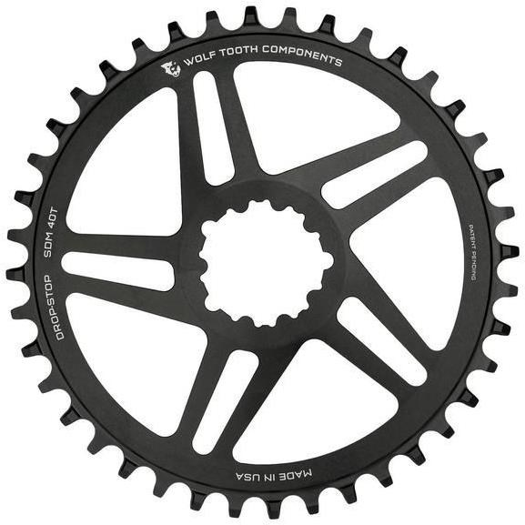 Wolf Tooth Direct Mount Chainrings for SRAM Cranks | Klinger