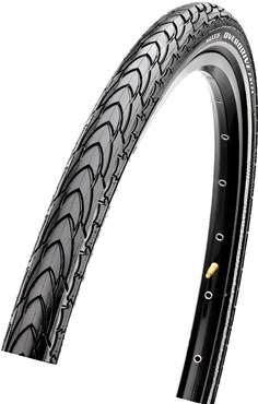 Maxxis Overdrive Excel Wire Dual Compound Silkshield/Reflective Tyre