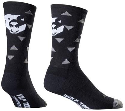 Wolf Tooth Sock Guy Wooligan Socks