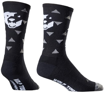 Wolf Tooth Sock Guy Wooligan Socks