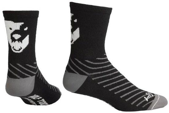 Wolf Tooth Sock Guy Wool Socks