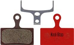 Kool Stop RED 635 Shimano XT/XTR Disc Brake Pads