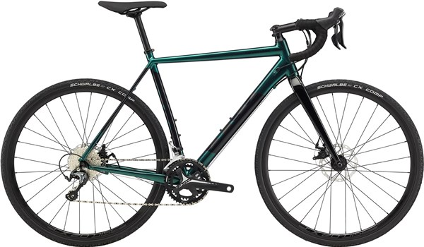 Cannondale CAADX Tiagra 2020 - Cyclocross Bike