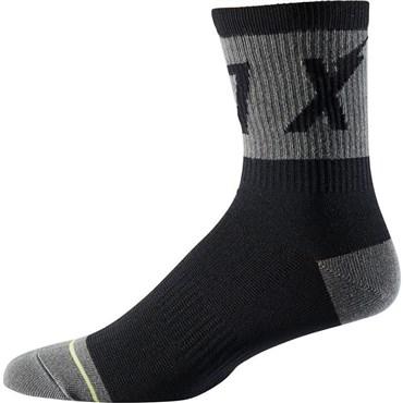 """Fox Clothing 6"""" Wurd Trail Socks"""