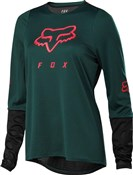 Product image for Fox Clothing Defend Womens Long Sleeve Jersey