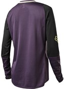 Fox Clothing Defend Womens Long Sleeve Jersey