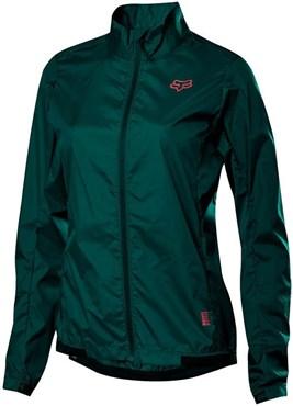 Fox Clothing Defend Womens Wind Jacket