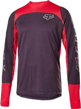 Fox Clothing Defend Long Sleeve Fox Jersey
