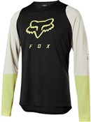 Product image for Fox Clothing Defend Foxhead Long Sleeve Jersey
