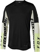 Product image for Fox Clothing Flexair Delta Honr Long Sleeve Jersey
